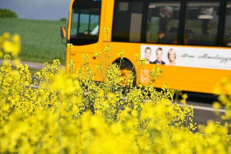 Outdoor markedsføring er busreklamer, billboards samt Adshells.
