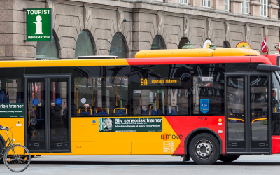 Hvorfor vælge en busreklame?